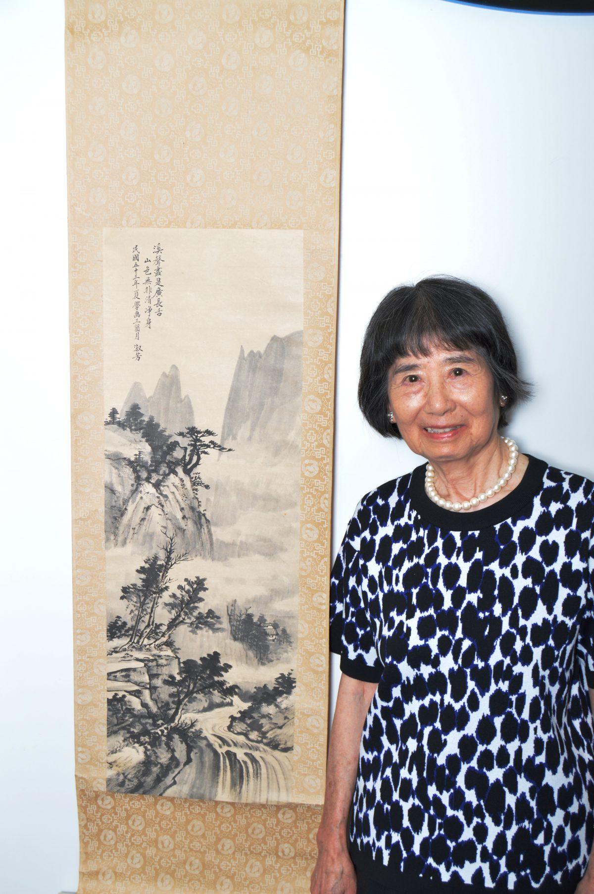 Taiwanese-American Professor Emerita Embodies Lifelong Learning