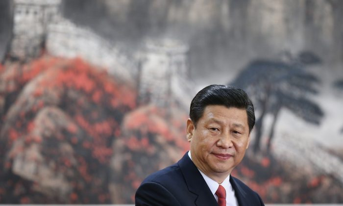 Chinese leader Xi Jinping. (Feng Li/Getty Images)