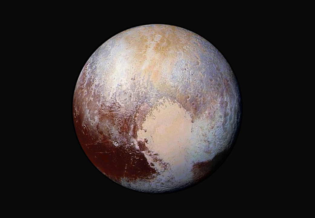 New Horizons Space Probe Brings First Set of High-Resolution Images of Pluto