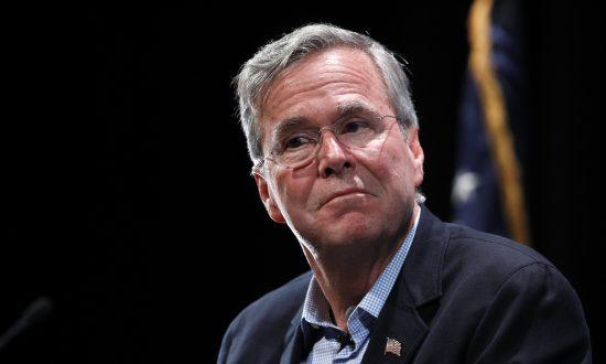 Bush Slashing Spending, Shifting Staff Amid Campaign Woes