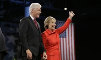 Bill Clinton Back on Fundraising Trail for Wife's Campaign