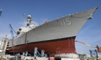 US Navy Testing Electromagnetic Railgun Weapon, May Install on New Destroyer