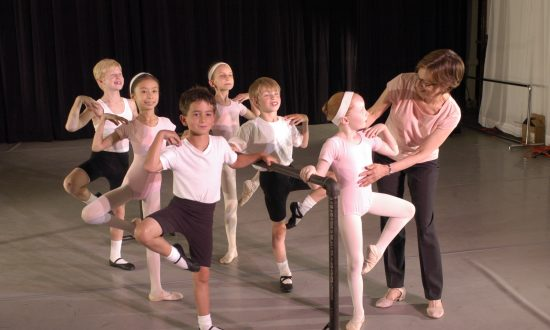 Ballet Company Founder Diana Byer: Classical Ballet Offers Us Perspective