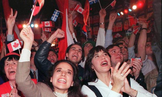 1995 Referendum: Canada Still Whole but Sovereignty Movement Lives On