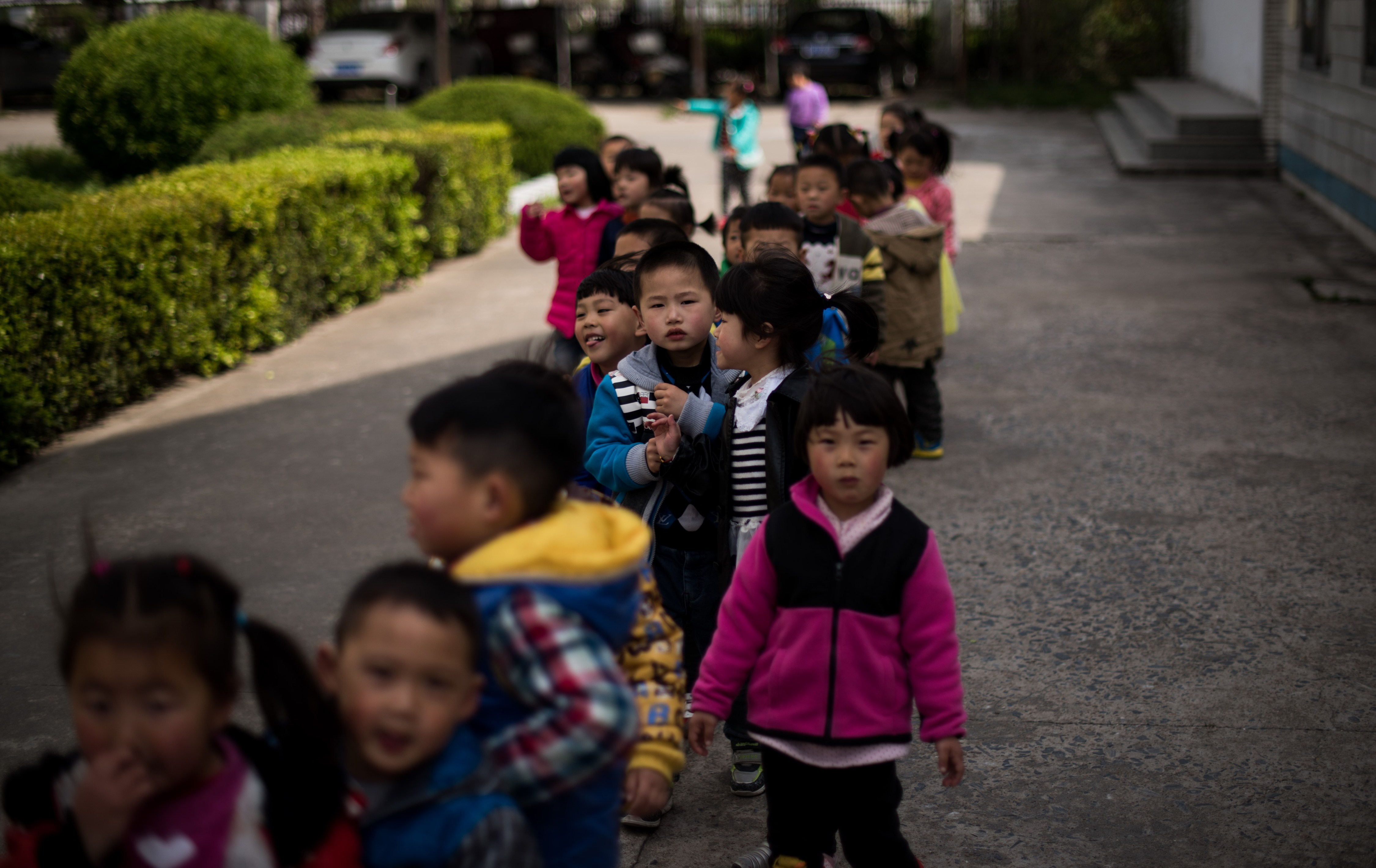 China's Two-Child Policy: Coercive Population Control Continues
