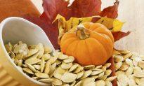 Recipe: Spiced Pumpkin Seeds