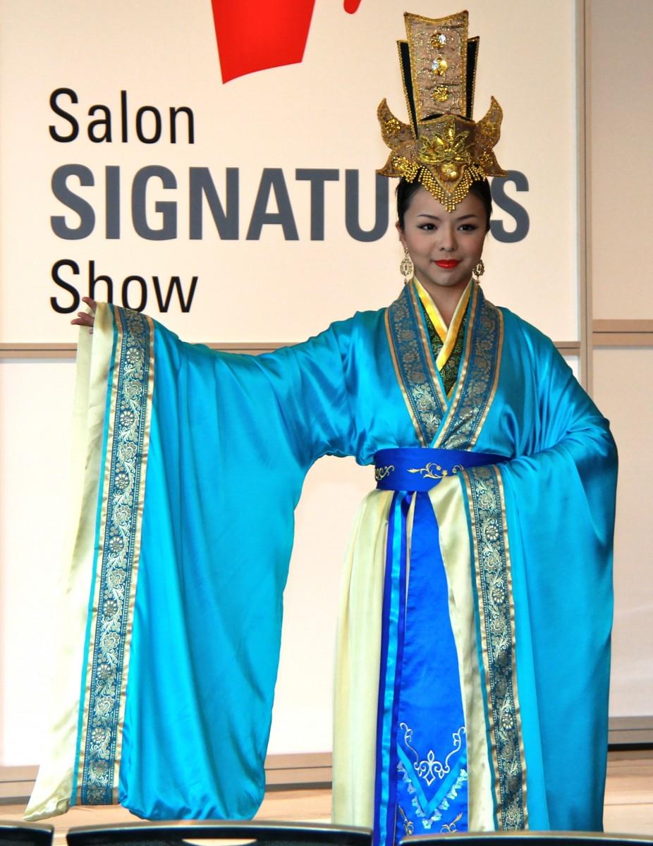 Ancient china fashion clothing 7
