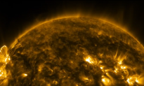 A Mesmerizing NASA Video Shows Sun in Intimate Detail (Video)