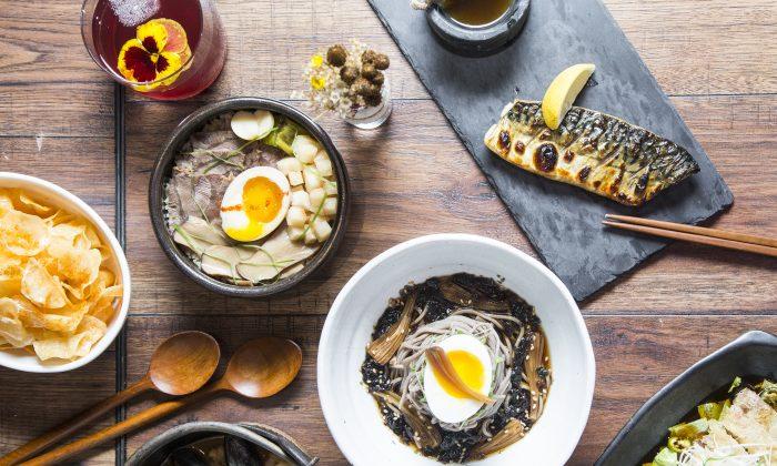 Oiji: A Subtle Approach to Korean Cuisine