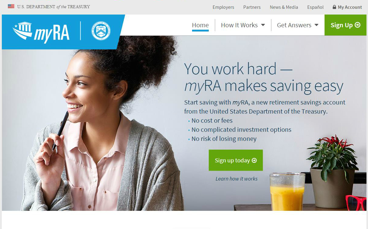Q&A: How MyRA, a New Retirement Account, Works