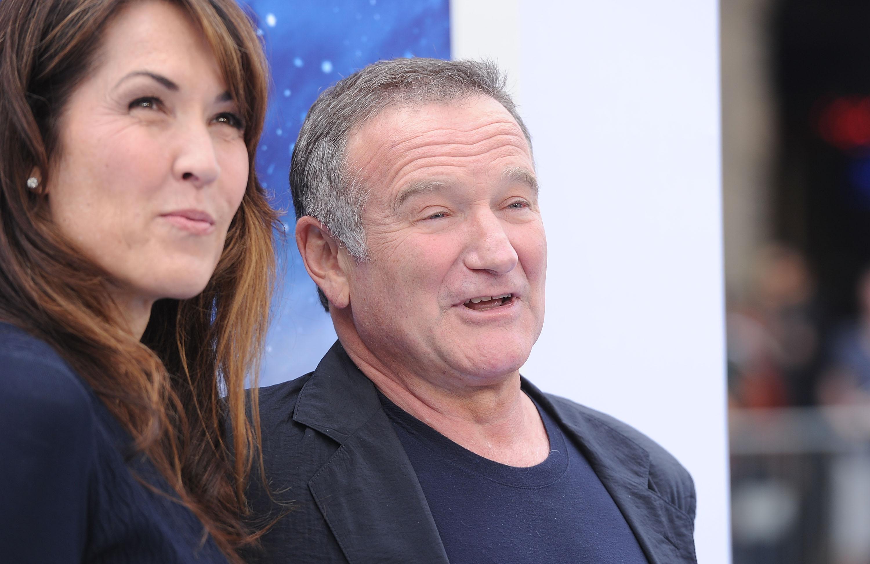 Robin Williams's Widow, Susan Schneider, Details Actor's Final Moments in Essay
