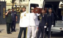 Malaysia Returns Remains From Site of 1945 US Plane Crash
