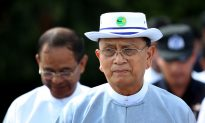 Burma President Says Military Will Respect Poll Results
