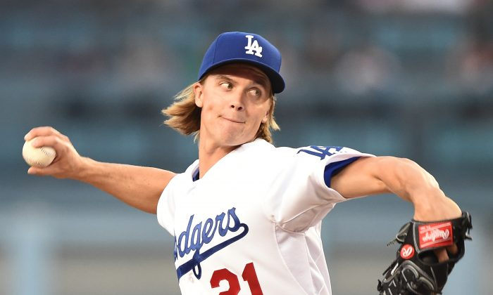 Zack Greinke's ERA was under 2.00 after every one of his starts in 2015. (Harry How/Getty Images)