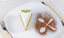 Delicious Cappuccino Cheesecake