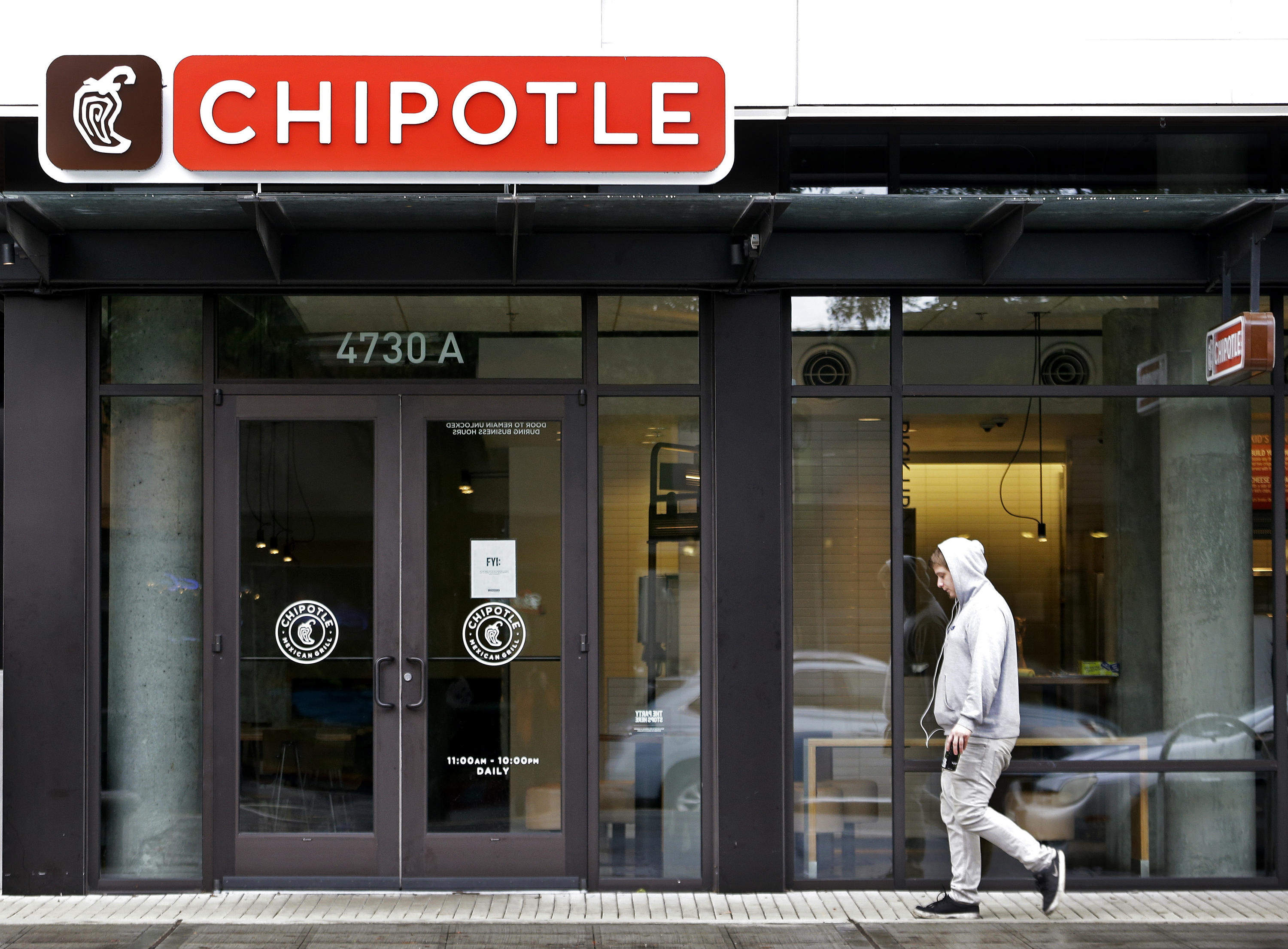 Every Chipotle Will Close on Feb. 8 for Food Safety Meeting