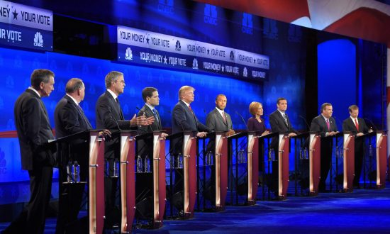 Someone Was Missing From the Recent Republican Candidates Presidential Debate
