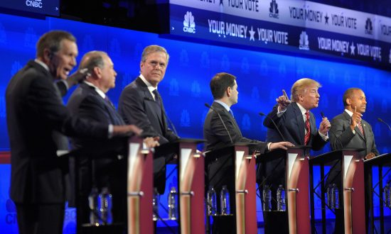 GOP Candidates Pitch Conservative Path to Fight Poverty