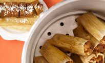 Pumpkin Pie-Tamale Recipe