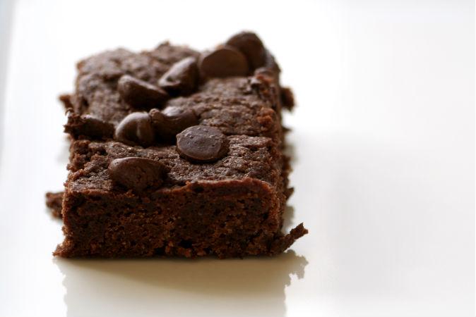 Quick & Easy No Bake Brownie Recipe