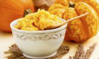 Sweet Pumpkin Cream 'Cheese' (Vegan)