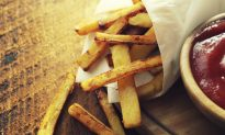 10 Healthy Alternatives to French Fries