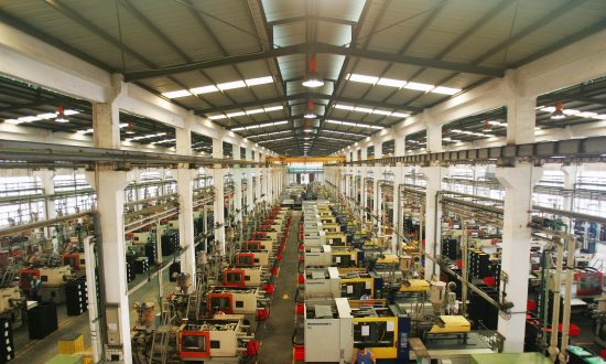 The Collapse of China's Pearl River Manufacturing Center