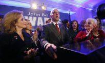 Democrats Celebrate Victory in Louisiana Governor's Race