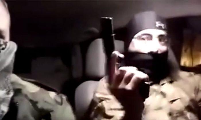 (Screenshot/BLM Minneapolis video)
