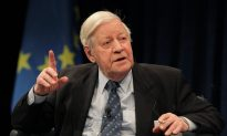 West Germany's Former Chancellor Predicted Europe Would Have an Assimilation Problem