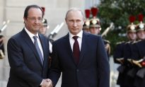 Russia, France Agree to Tighten Cooperation Against ISIS