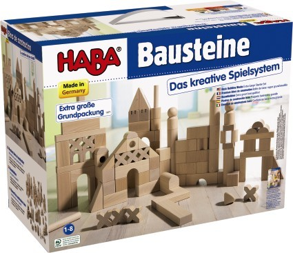 Extra Large Blocks by Haba