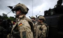 German Cabinet OKs Military Mission Against ISIS in Syria
