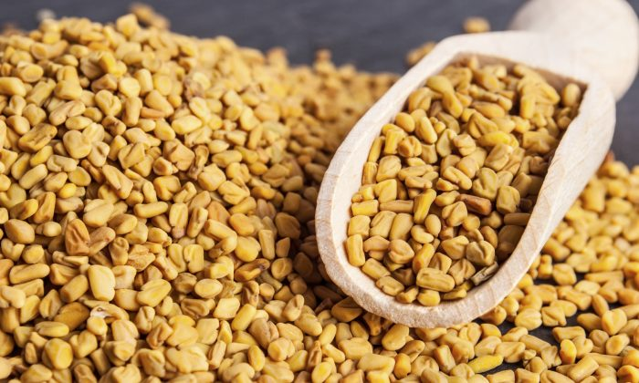 Fenugreek seeds have maple-like flavor that is used in culinary and healing traditions from across the globe. (Ezergil/iStock