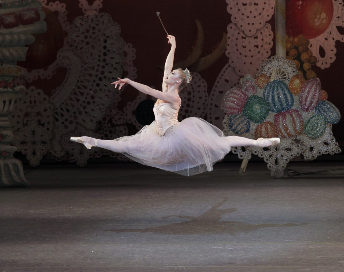 The Artistry And Forbearance Of New York City Ballet S