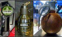 Grenade Prompts Evacuation of West Liberty Elementary School in Pittsburgh