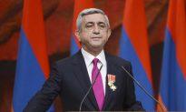 Armenian President Sargsyan Visits the US