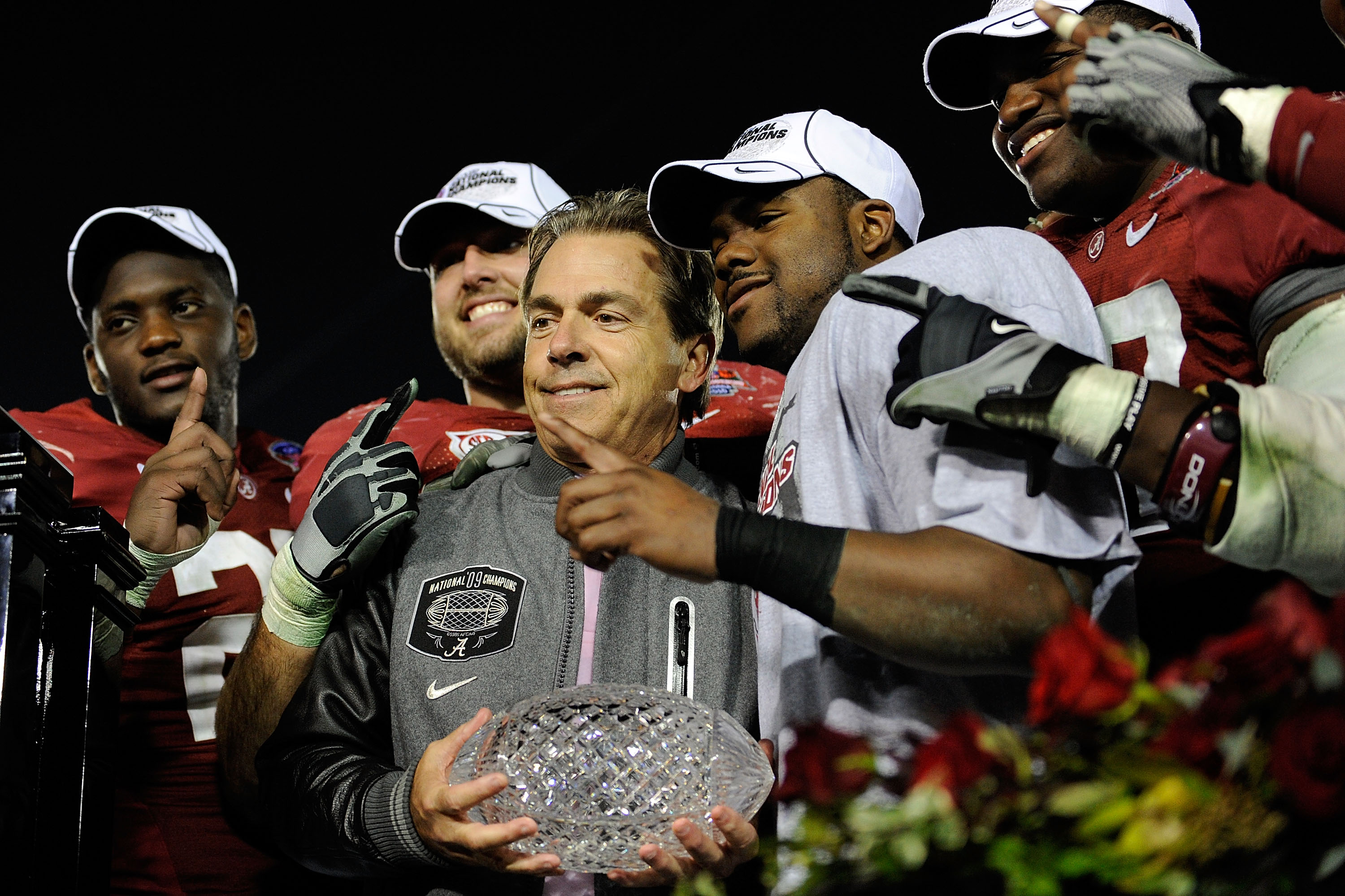 Where Nick Saban Ranks All-Time Among Coaches