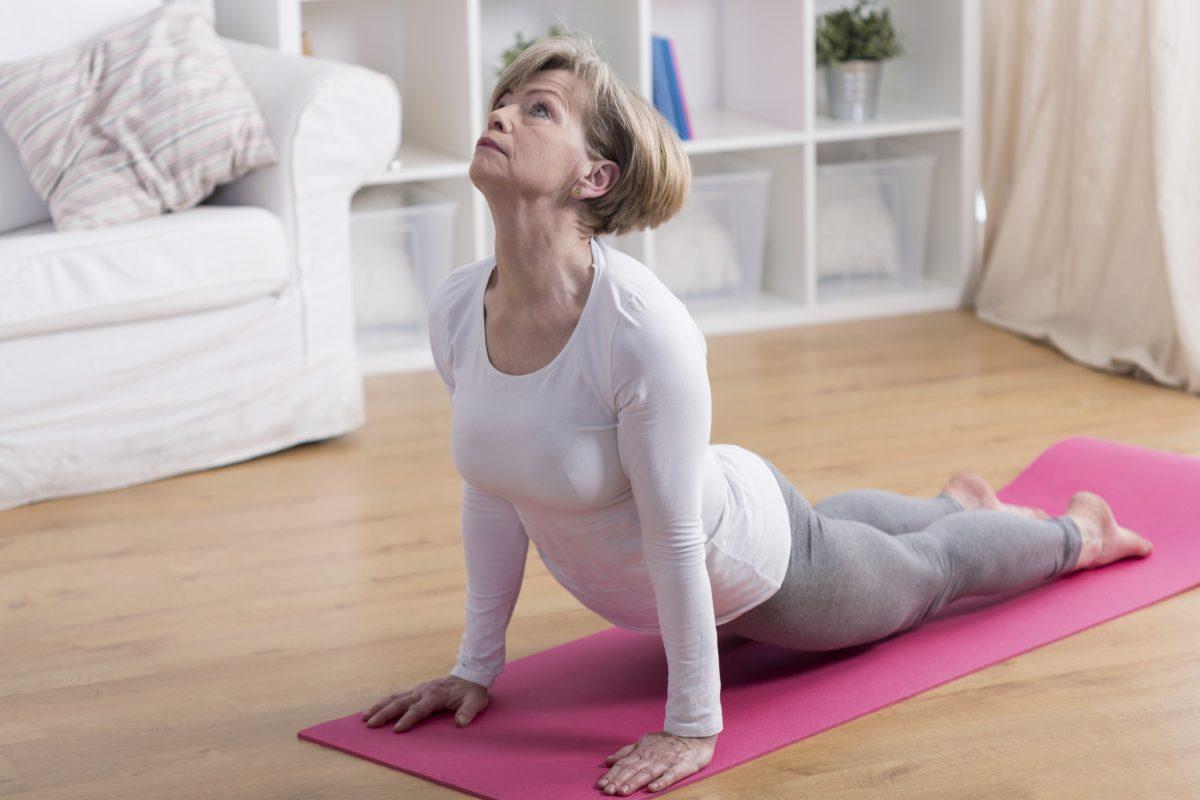 Бесплатное учение йоги для начинающих в приятной домашней обстановке 65