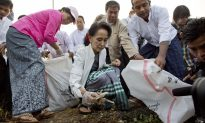 After Election Win, Suu Kyi Gets to Work Cleaning Up Burma