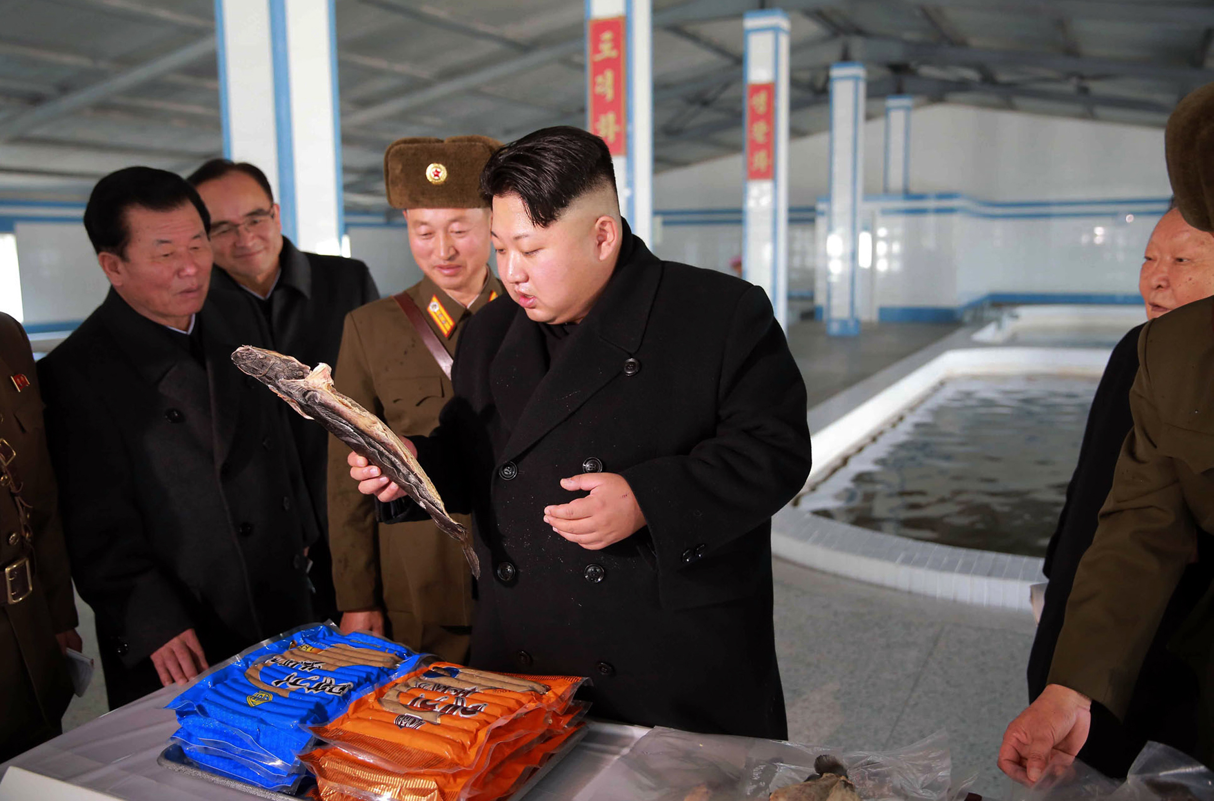 North Korea's 'Hydrogen Bomb' Test Suggests Relations With China Unraveling