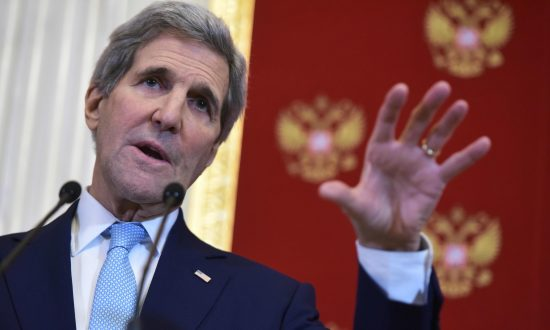 Assad Can Stay, for Now: Kerry Accepts Russian Stance