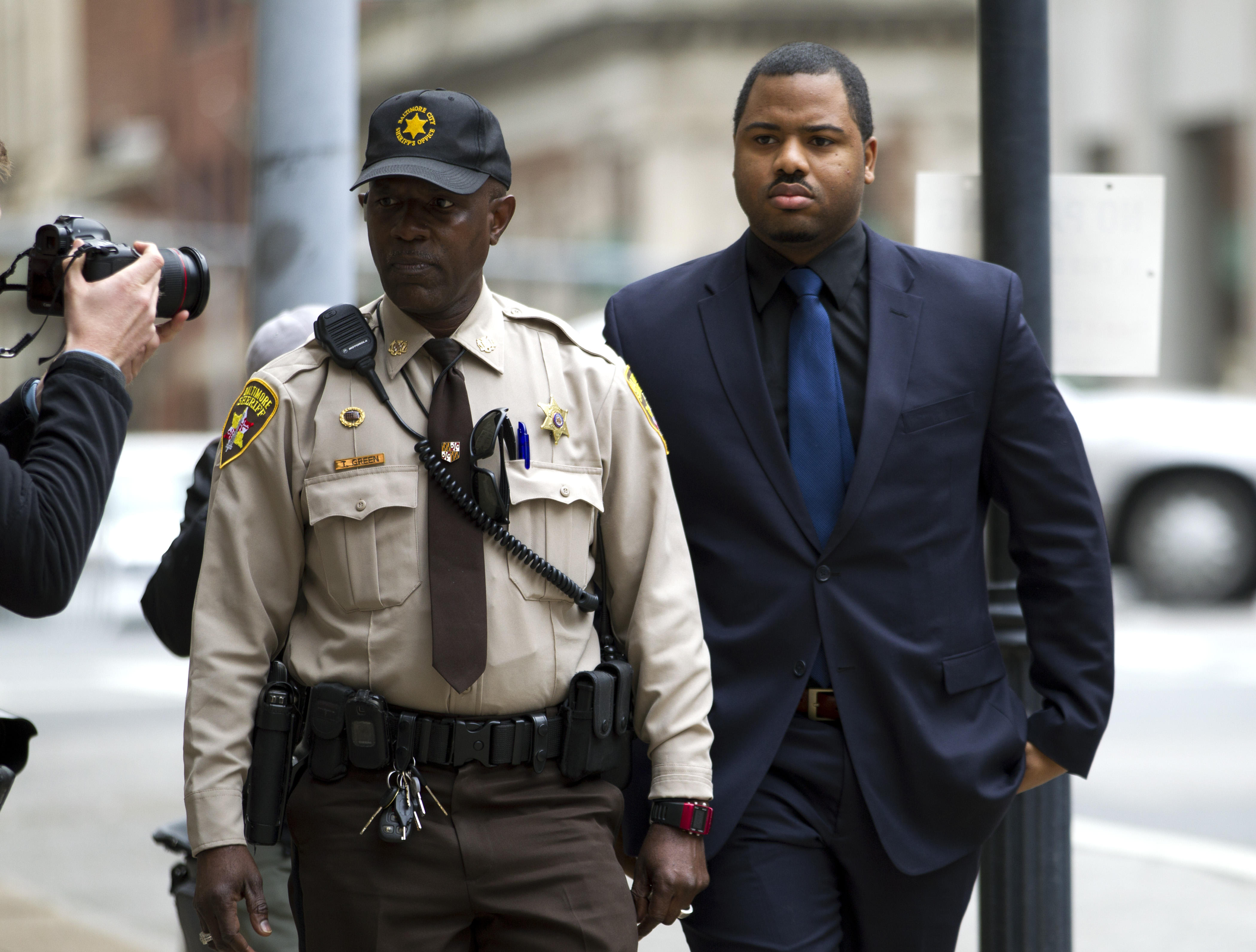 Edward Nero, One of Six Officers Accused in Freddie Gray's Death, Acquitted on All Charges