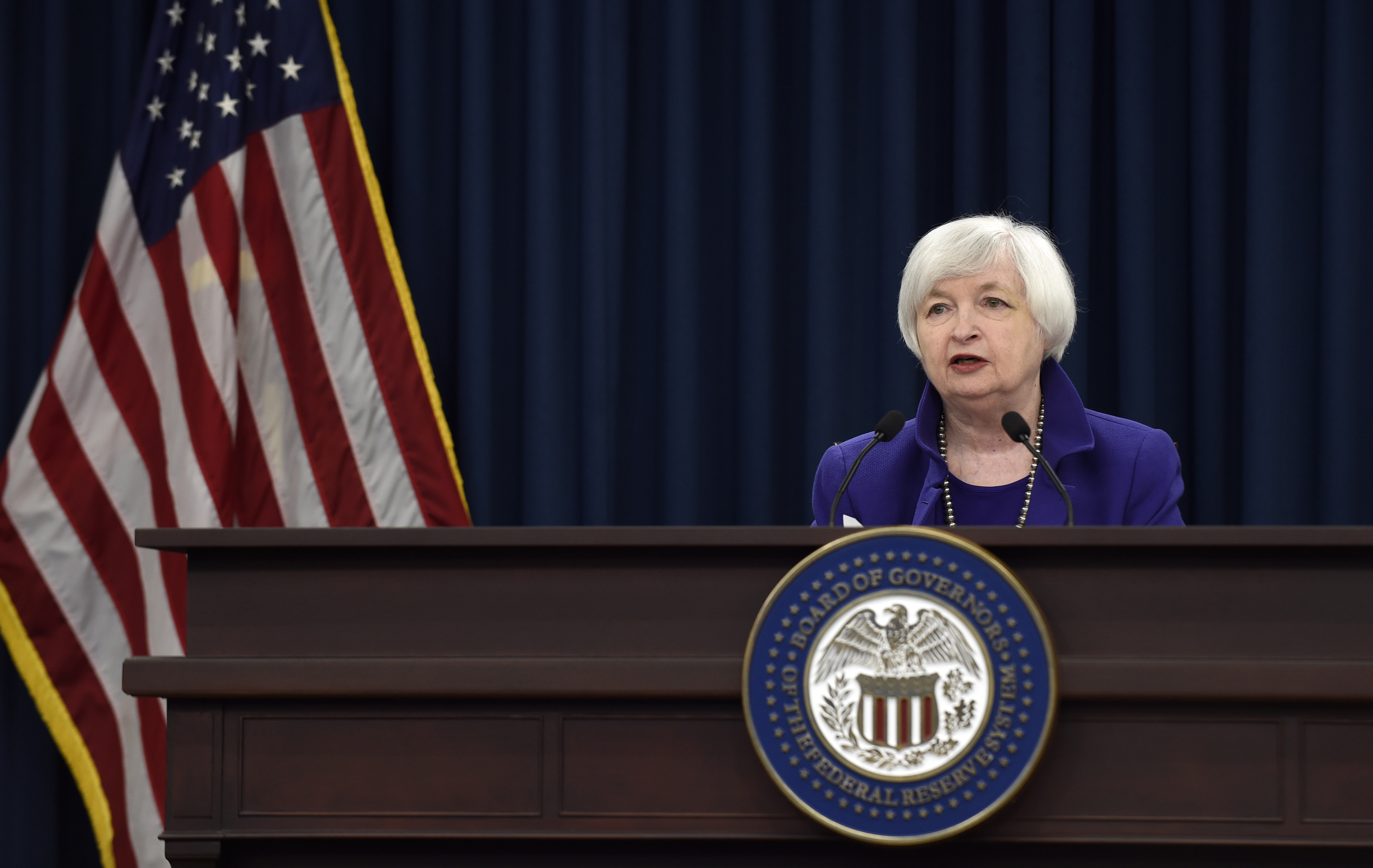 Is the Fed Afraid of the Market?