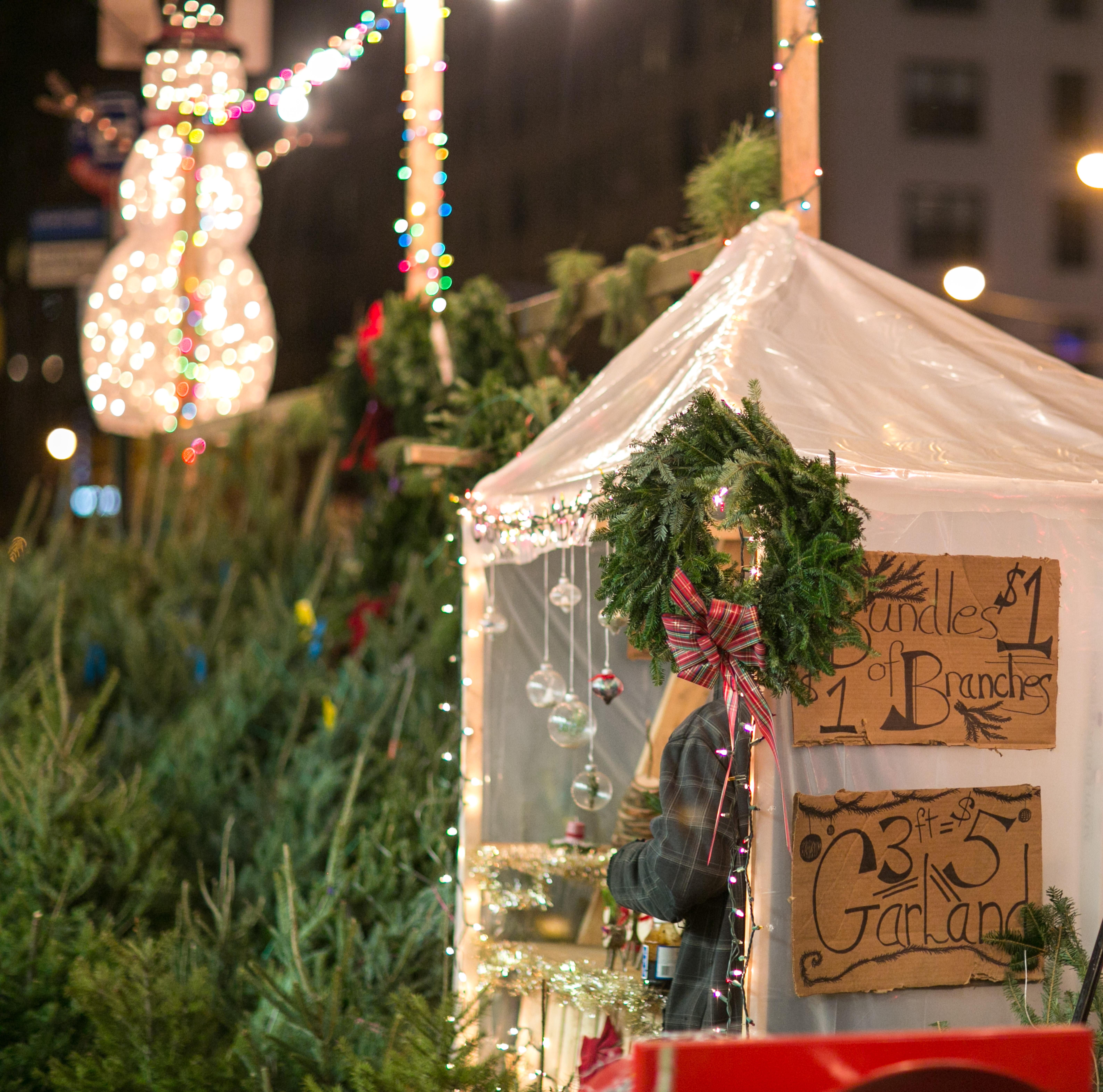 A Peek Behind the Curtain at New York's Christmas Tree Trade ...
