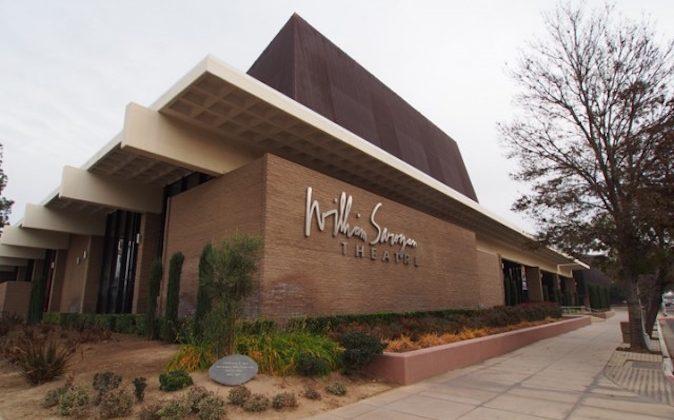 William Saroyan Theatre. (Fresno/Clovis Convention & Visitors Bureau)