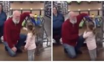 Garbage Man and Little Girl's Friendship Has Melted the Internet