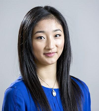Shen Yun Performing Arts principal dancer Daisy Wang. (Samira Bouaou/Epoch Times)