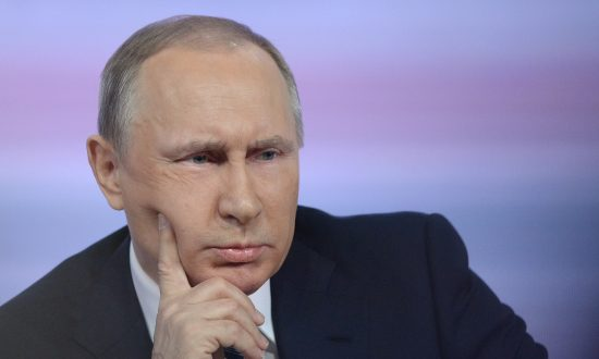 Vladimir Putin and Mideast Turmoil