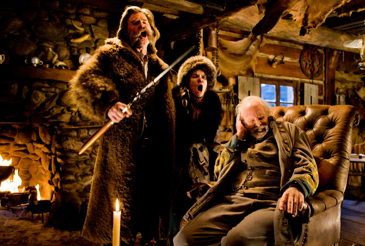 Guitarmaker C.F. Martin & Company Criticizes Wrecking of Rare Guitar in 'The Hateful Eight'